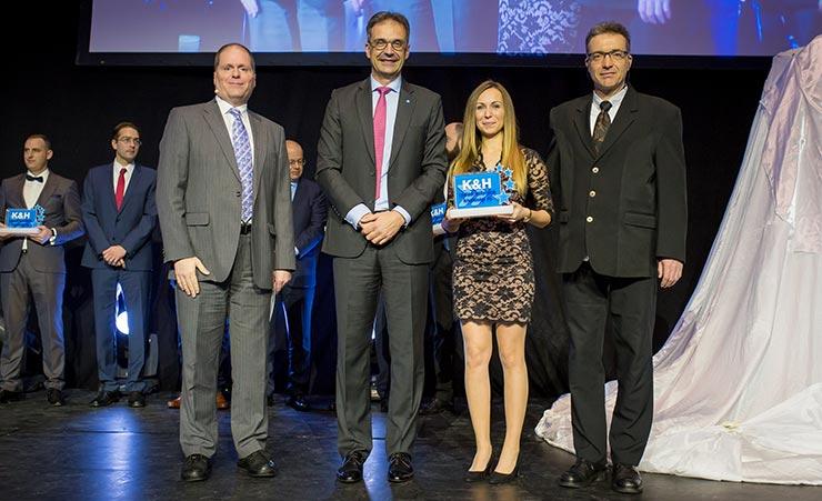 K&H Családi Vállalatok Kiválósági díj